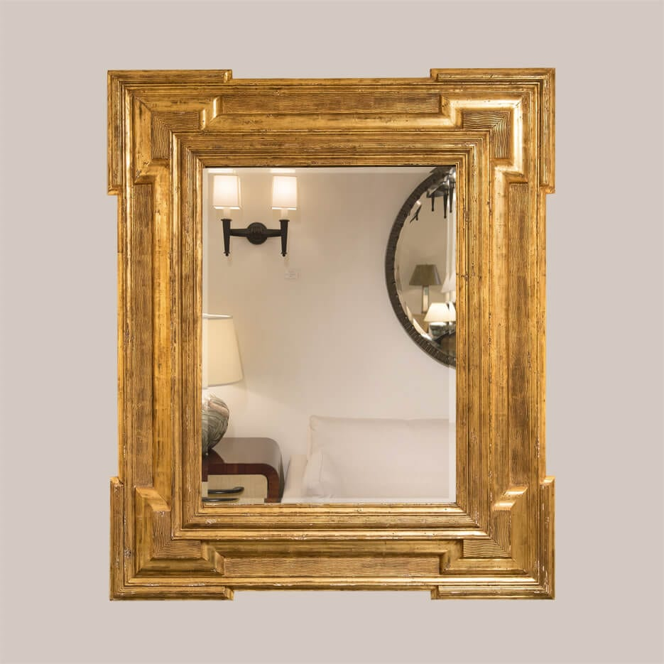 5002 Van Dyck Mirror With Bevel