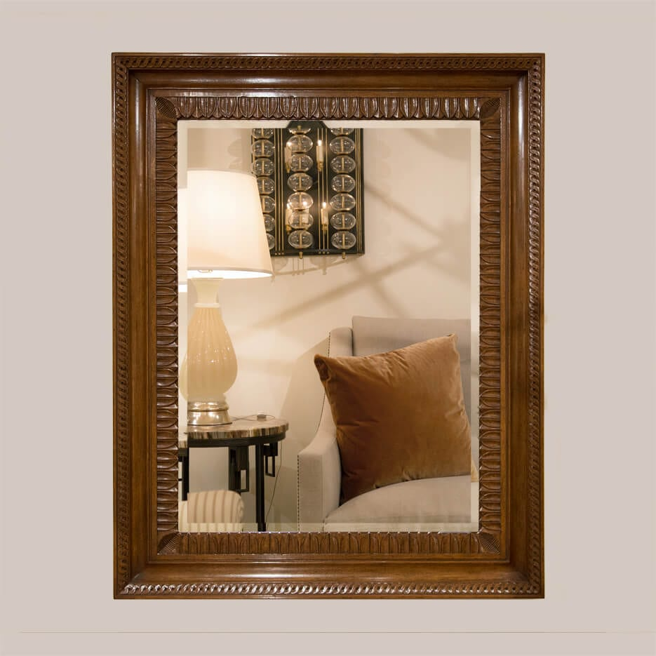 5013 Hughes Mirror With Bevel