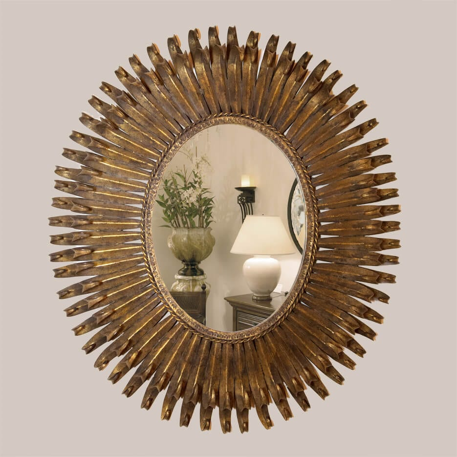 5020 Marcel Mirror Without Bevel