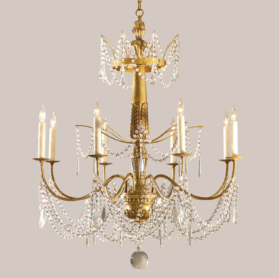 Chandeliers hanging fixtures archives page 10 of 10 paul ferrante 2004 daphne chandelier arubaitofo Choice Image
