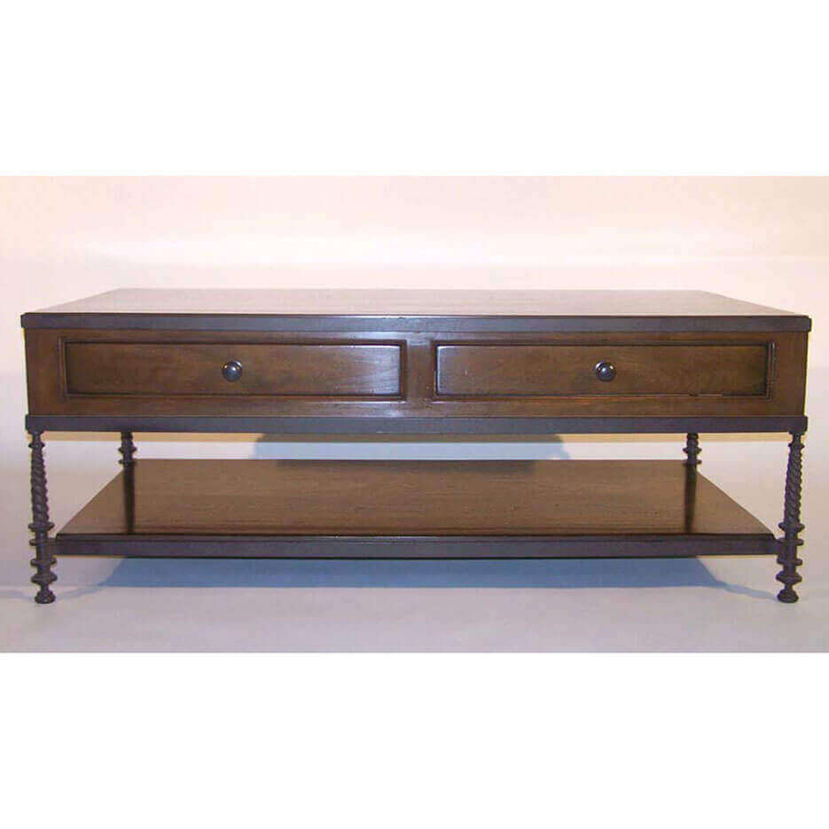 6061-D Madison Coffee Table w/ Drawers