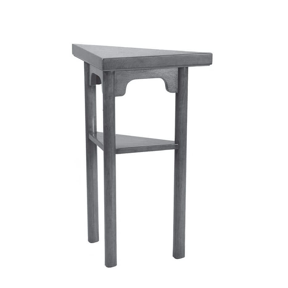 6098 Triangular Corner Table