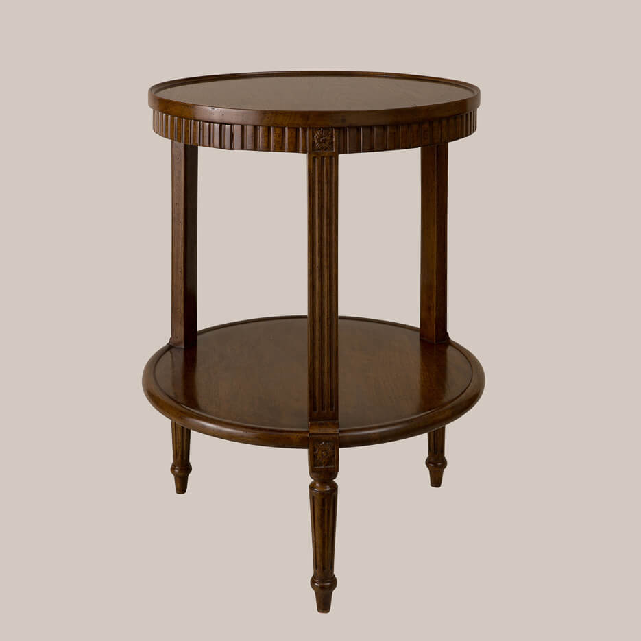 6185 Campton Side Table with Drawer