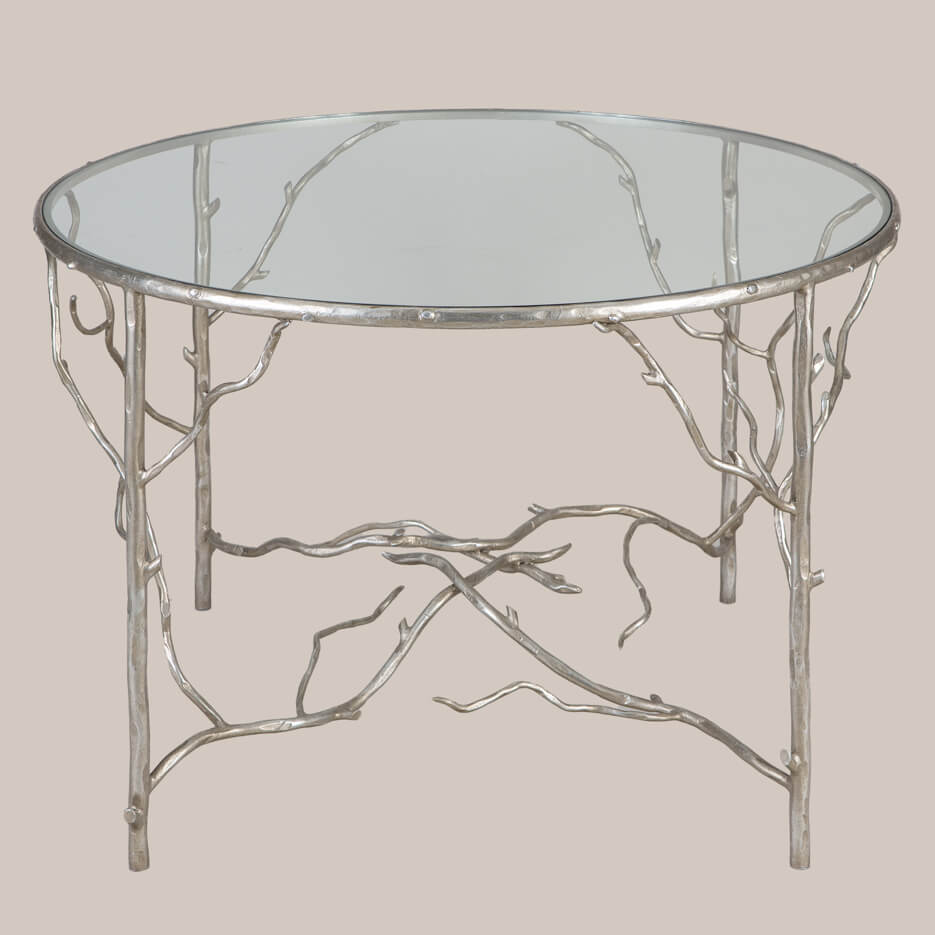 6199-R Branch Round Coffee Table
