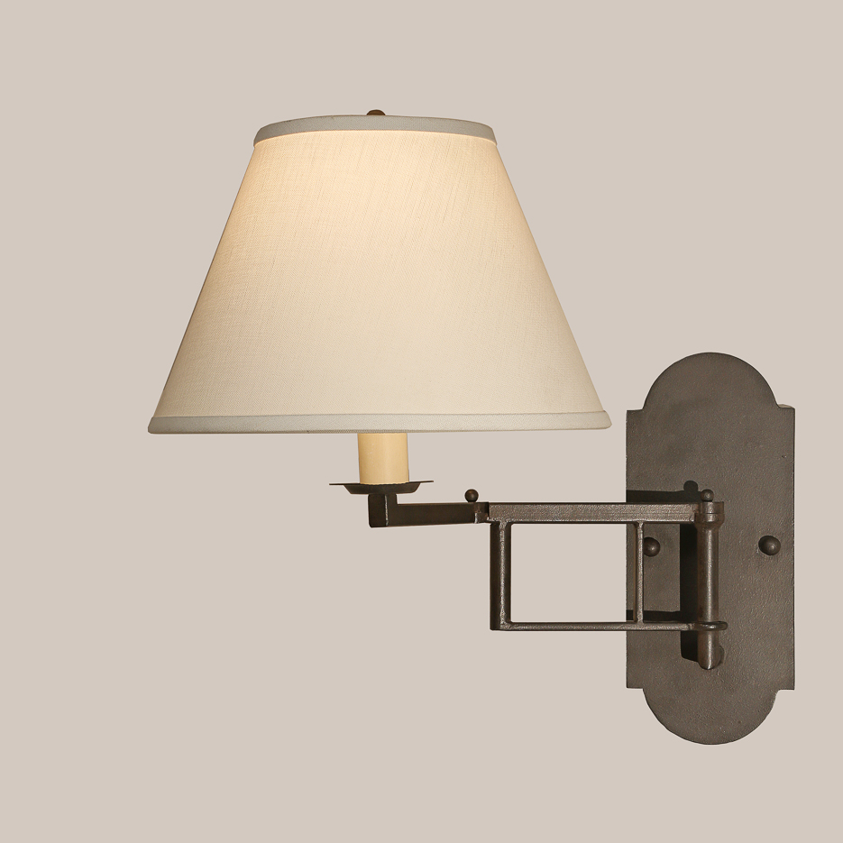 1020 Double Swing-Arm Sconce