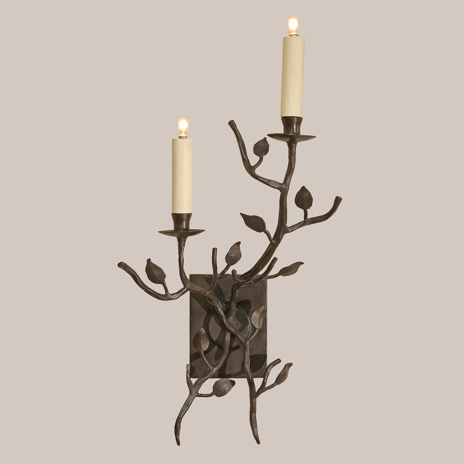 1136 Twig Sconce