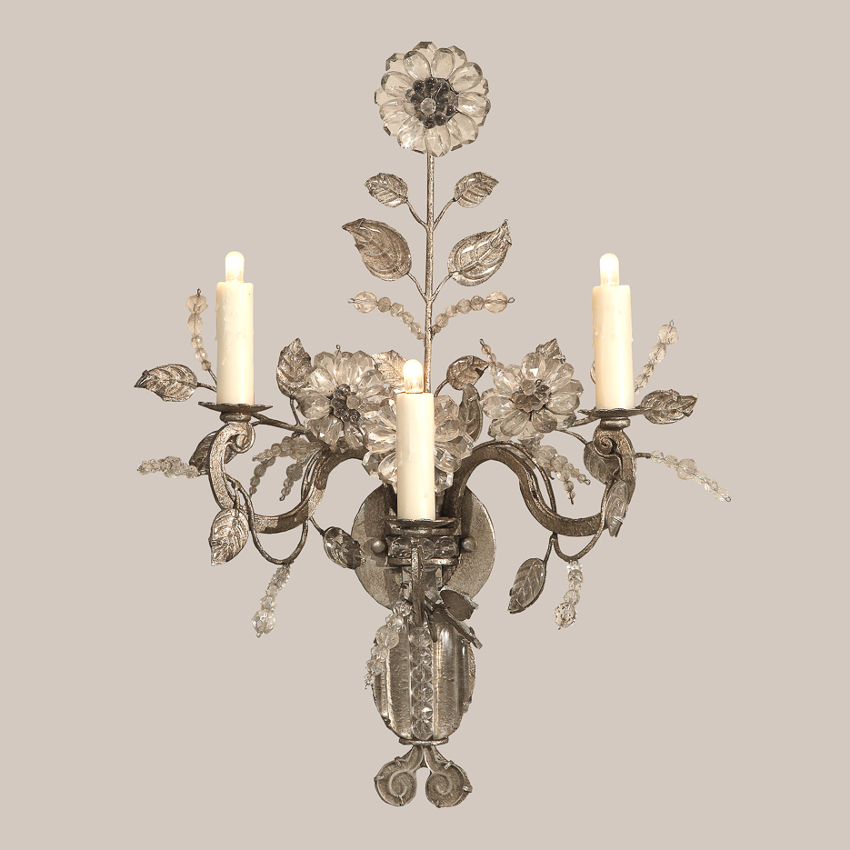 1150 Bagues-Style Sconce