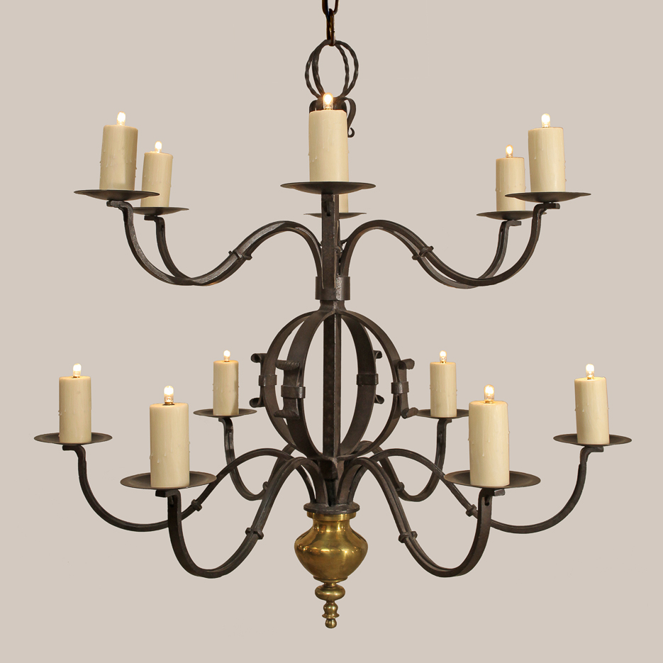2013 Tuscany Chandelier