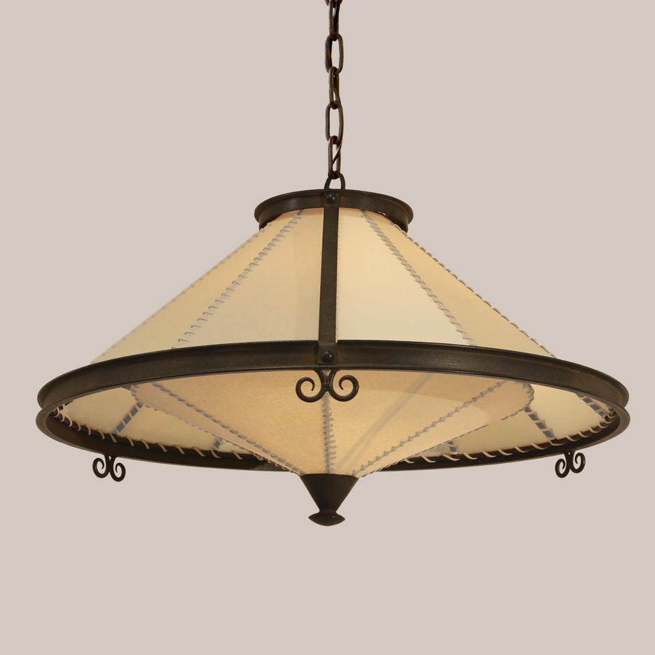 2017 Old World Hanging Fixture
