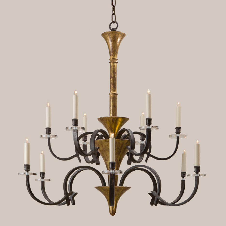 2079 Franklin Chandelier