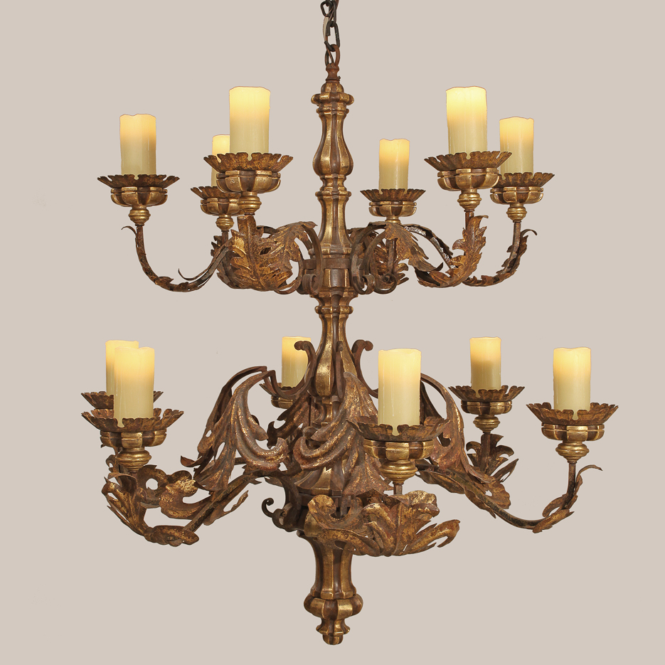 2100 Seasons Chandelier