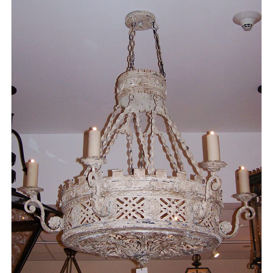 2118 Alpine Chandelier