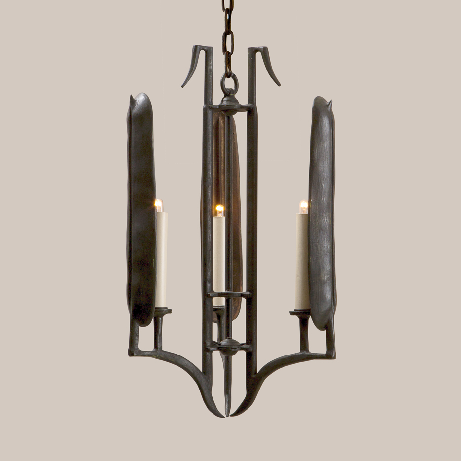 2138 Feather Hanging Fixture