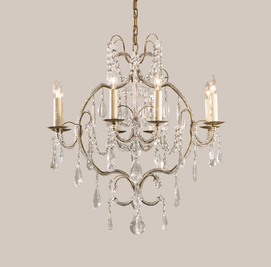 2145-L Large Chloe Chandelier