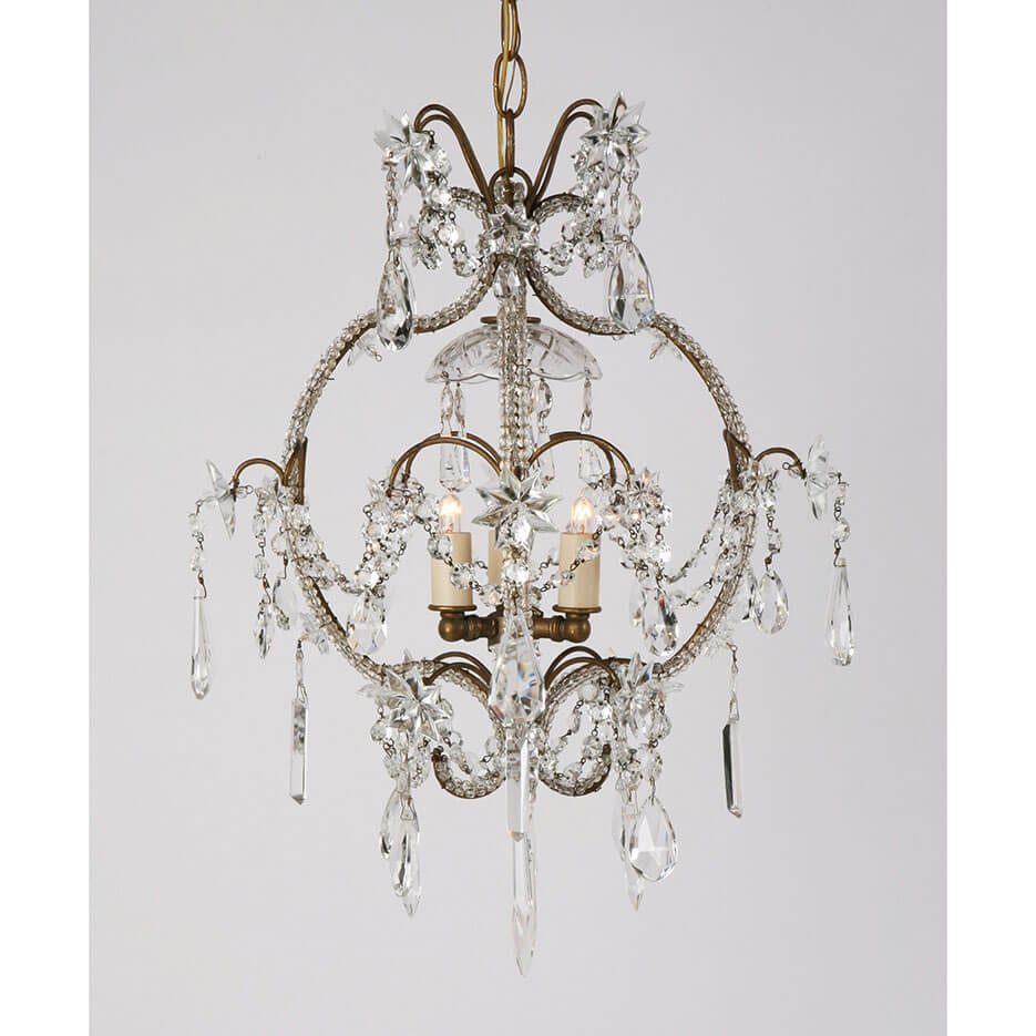 2145-S Small Chloe Chandelier
