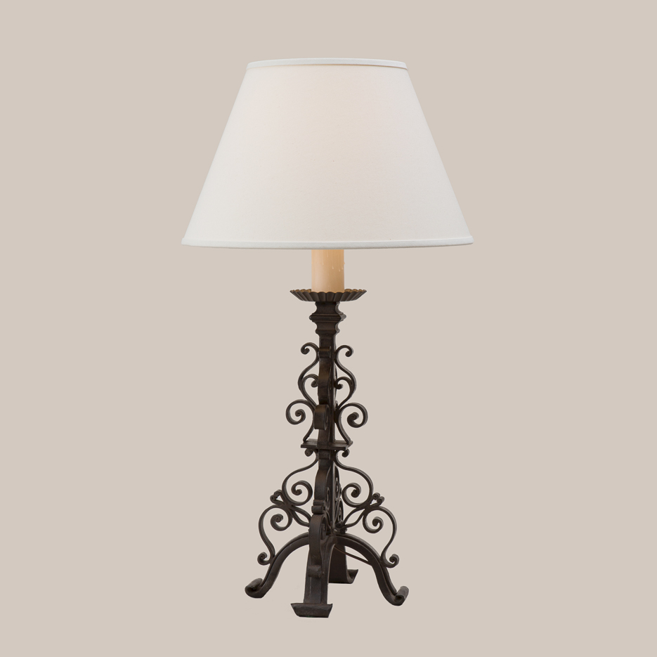 3044 Curly Table Lamp