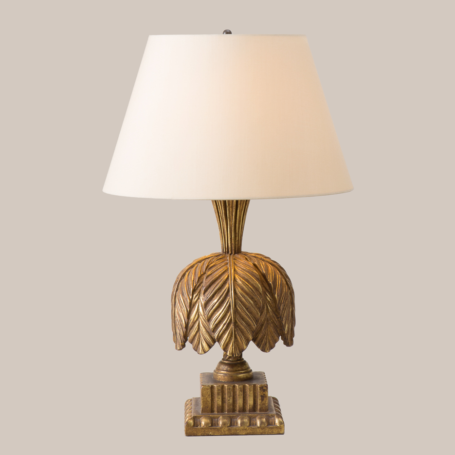 3053 Palm Table Lamp