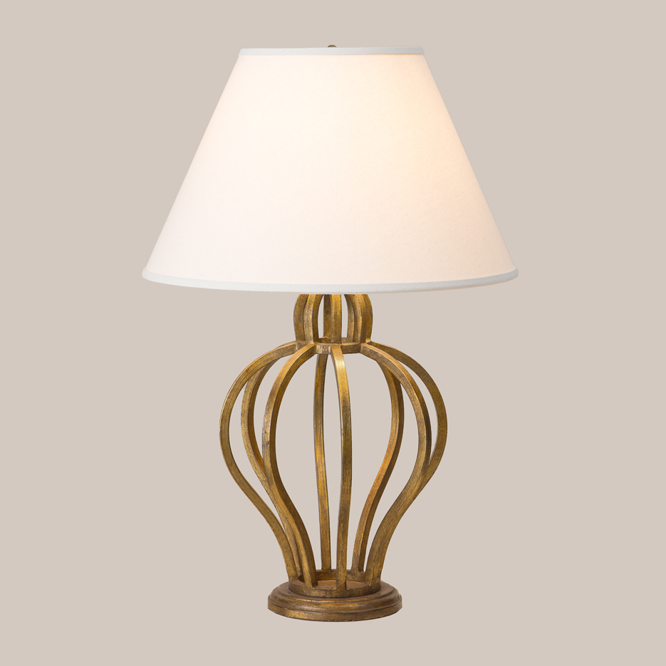 3068-L Large Global Table Lamp