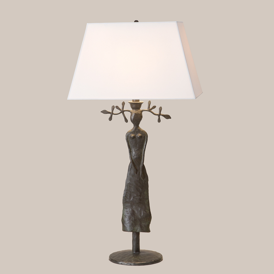 3111 Figural Table Lamp