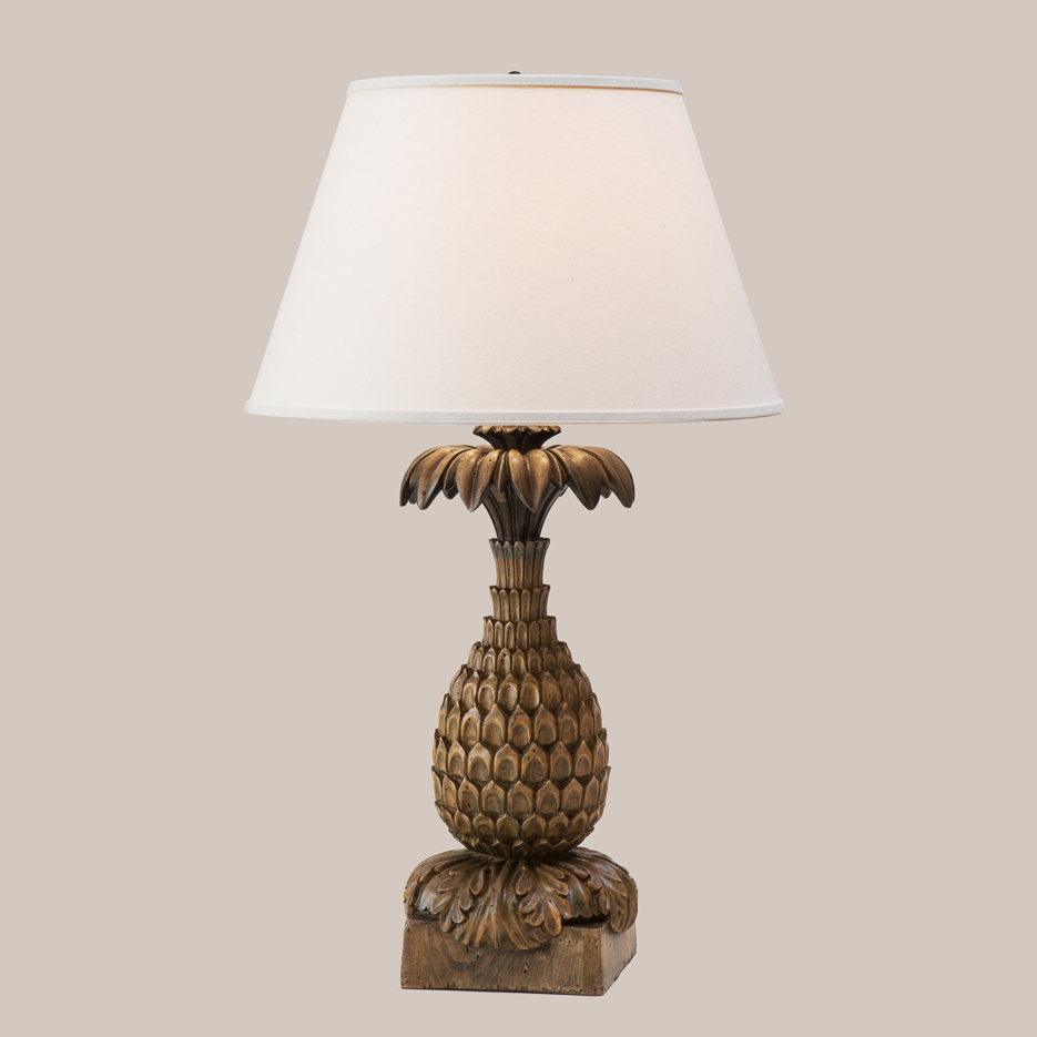 3113 Pineapple Table Lamp