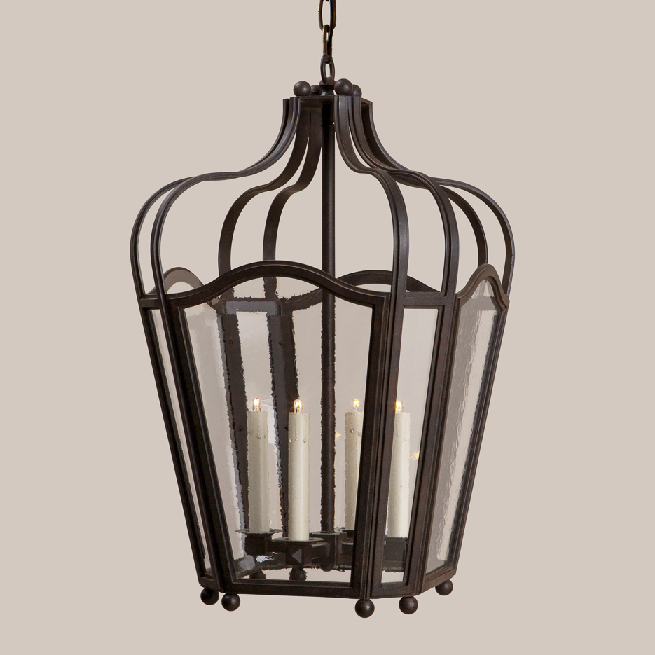 4007 Boston Hanging Lantern