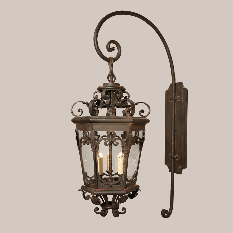 4076-B Sierra Bracketed Lantern