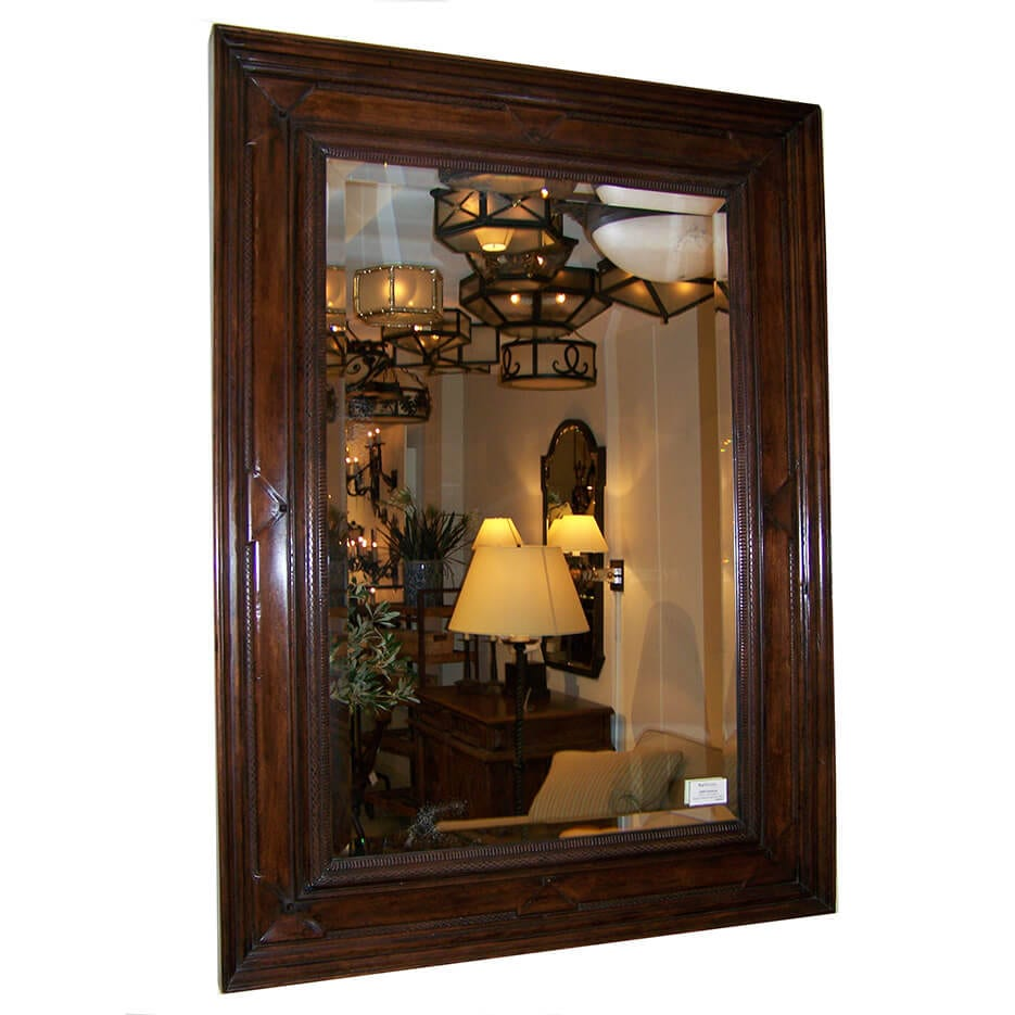 5005 Stanhope Mirror With Bevel