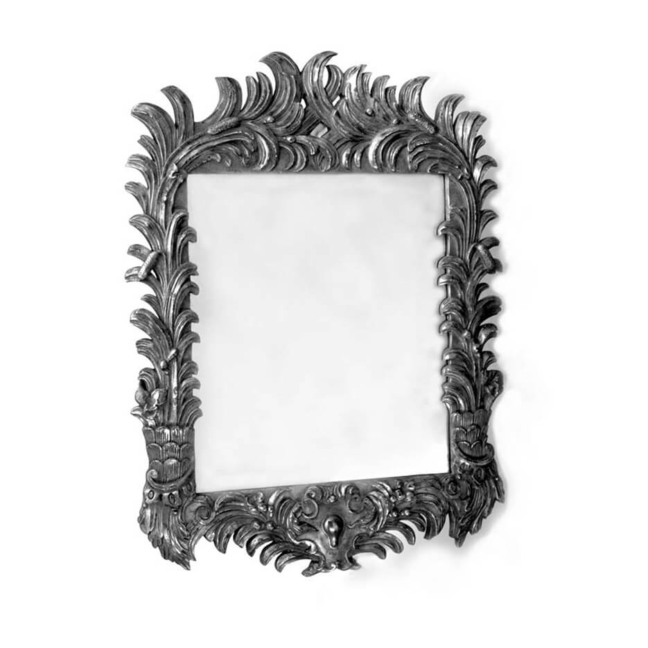 5010 Palm Mirror Without Bevel