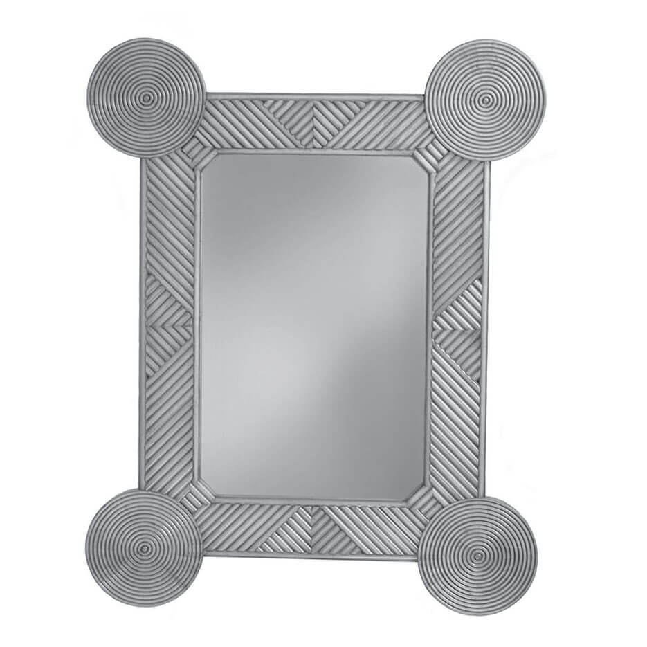 5015 Vintage Mirror Without Bevel