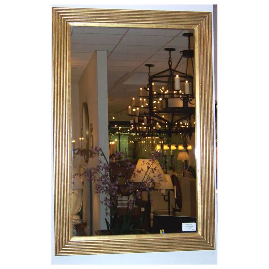 5025 Ribbed Mirror