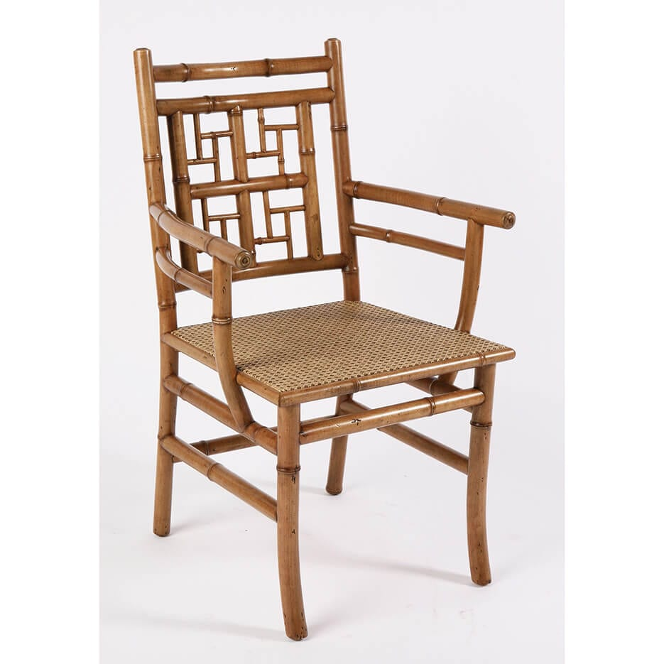6144 Bamboo Chair