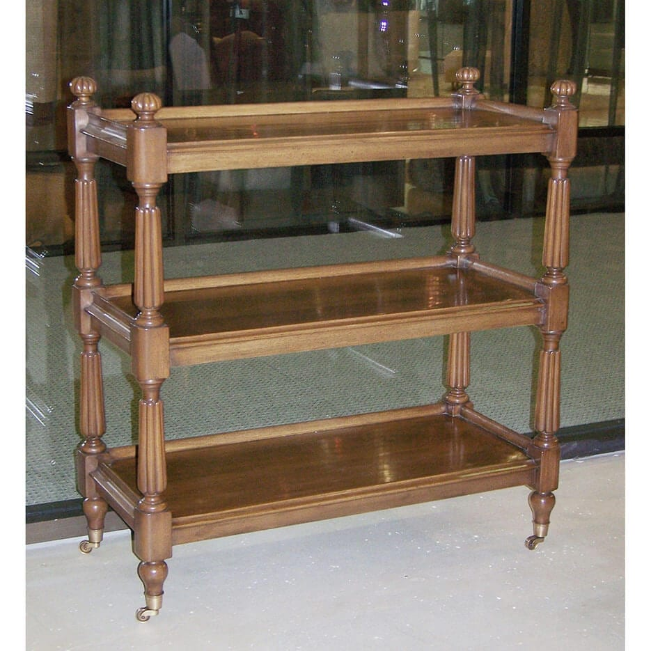 6164 Hobson Rolling  Etagere