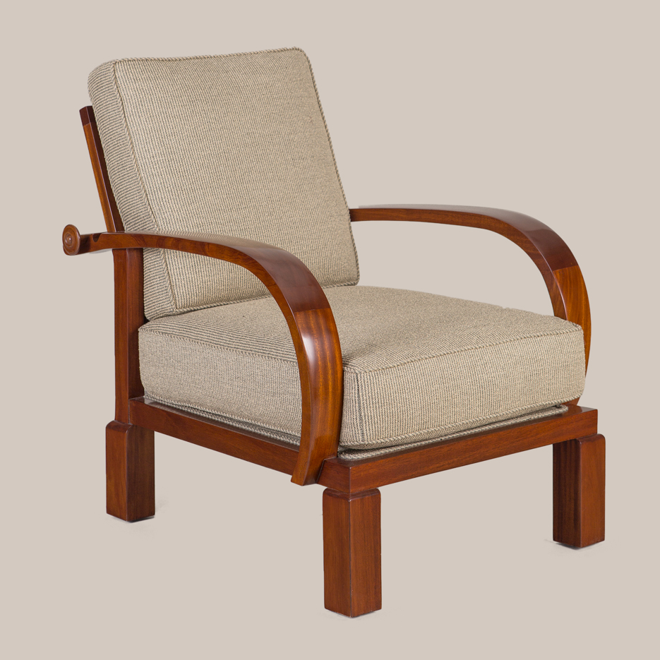 6195 Modernist Chair