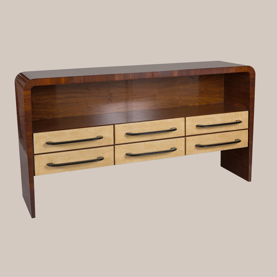 6262-D Hemingway Console with Drawers
