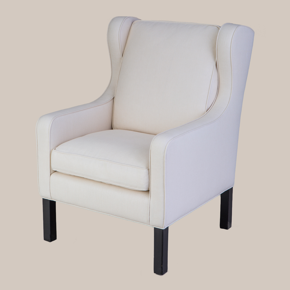 6263 Afton Wingback Chair