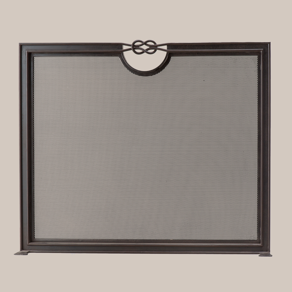 7031 Knotted Fire Screen