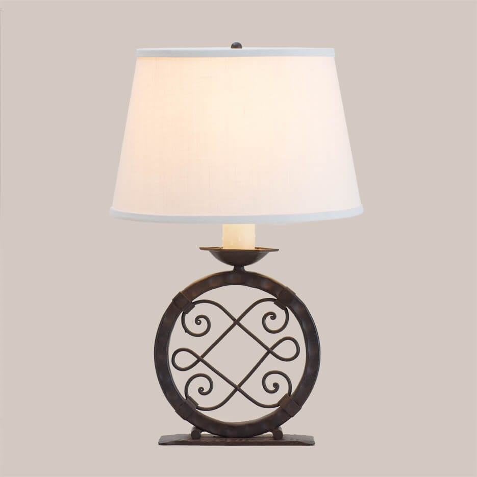 6016 Sphere Table Lamp Paul Ferrante