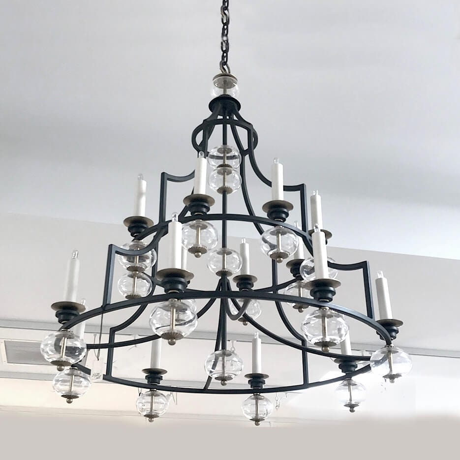 Hanging A Chandelier | Chandeliers Hanging Fixtures Archives Paul Ferrante