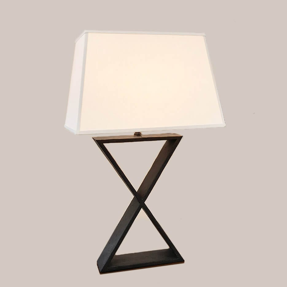 3132 X Table Lamp